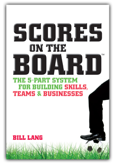 Scores on the Board the book
